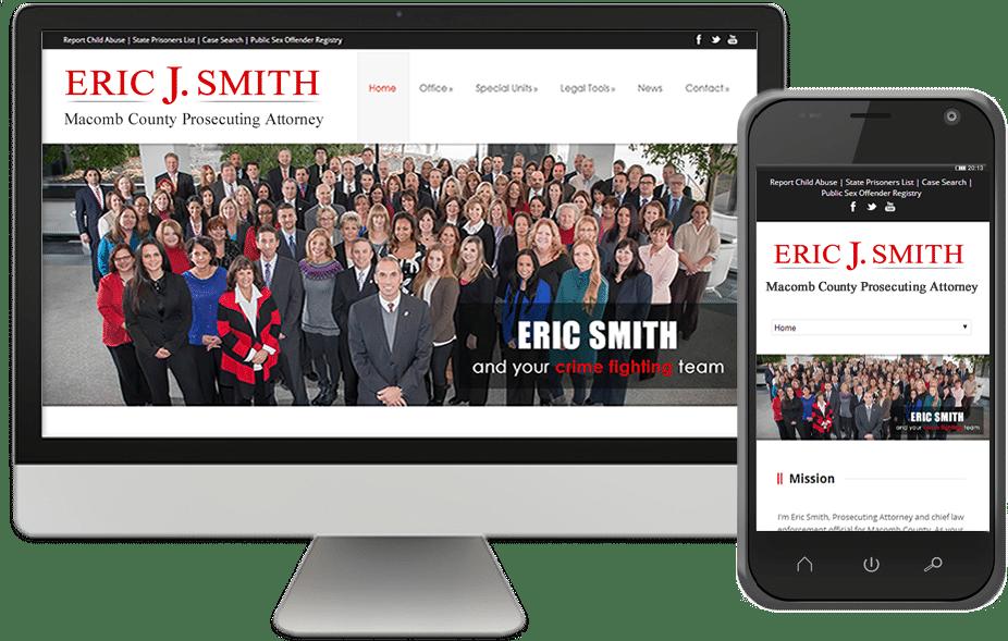 Michigan WordPress Website Design