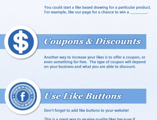 How Michigan Businesses Can Get More Facebook Likes – Infographic