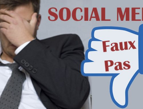 Michigan SEO Company Explains Social Media Faux Pas