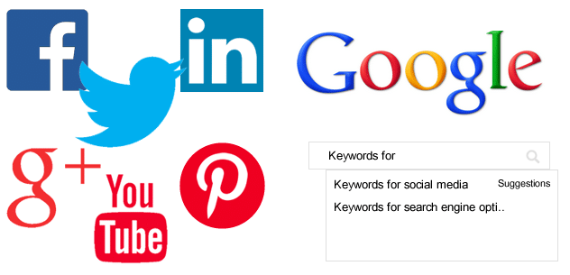 Social Media Keywords vs. Google Keywords - What your Michigan business should know