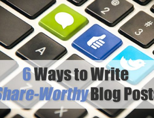 Michigan Internet Marketer Explains How to Write Share-Worthy Blog Posts