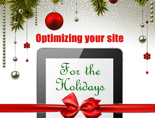 Optimizing Your Website for the Holidays – by Michigan Internet Marketer