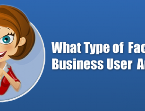 What type of Facebook Business User are You? by Michigan SEO Consultant