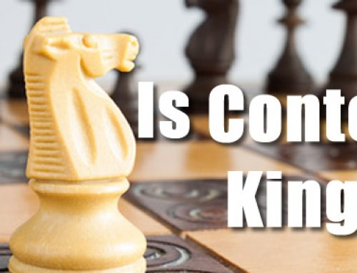 "3 Misconceptions About ""Content is King"""