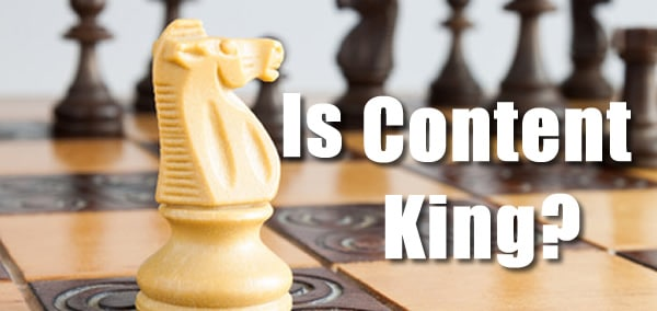 """Michigan SEO Consultant explains 3 Misconceptions About """"Content is King"""""""