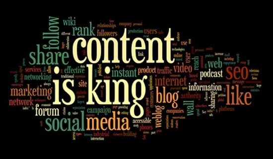 Shelby Twp. Internet Marketing Company Explains Why Content is King